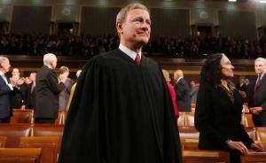 美国首席大法官对同性婚姻法案的愤怒:宪法与同性婚姻无关