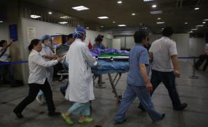 台湾粉尘爆炸重伤者18岁港籍女生飞抵上海就医,仍未脱险