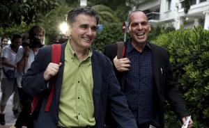 IMF总裁表态随时援助希腊,希腊债务谈判首席代表出任财长