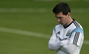 梅西被曝将暂时退出阿根廷国家队,六成球迷力挺他的决定