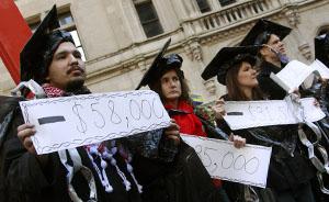 美助学贷款压力堪比中国房贷,奥巴马颁总统令为减负