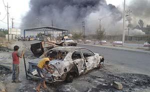土耳其驻伊拉克摩苏尔领馆被攻占,多名外交人员遭绑架