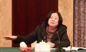 湖南衡阳市人大常委会副主任朱玉萍坠楼身亡