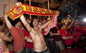 西班牙人怎么看球:还沉浸在留恋里