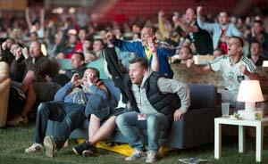 世界杯,体验群居生活的方式