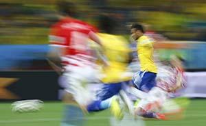 数据控   中场混沌一片,但内马尔的天赋救了巴西