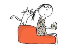 想变成喵星人吗?20幅漫画教你如何当好一只猫