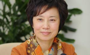 焦扬当选全国妇联副主席,曾任上海市委宣传部副部长