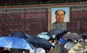 北京天安门整修:长安街增铺防爆层,迎抗战胜利70周年阅兵