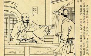 """古代名人吃狗肉历史:从""""挂羊头卖狗肉""""说起"""