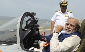 担心中国影响力大,印度总理重振周边外交今访不丹
