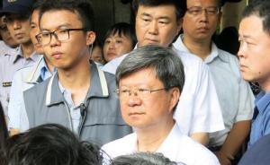 """台""""教育部长""""吴思华与反课纲代表协商失败,未能达成共识"""