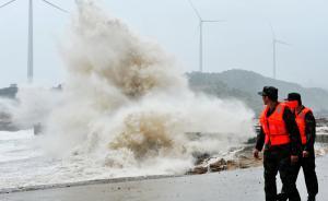 """台风""""苏迪罗""""已在福建莆田登陆,铁路120余对列车停运"""