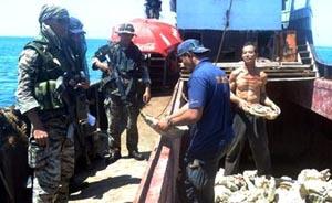 菲律宾海上巡逻队真相:美国资助,多次拘捕中国渔民