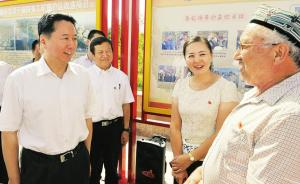 李小鹏率团考察新疆,张春贤:望山西援疆工作进一步提质增效