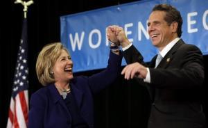 美国大选 | 希拉里的精英朋友圈