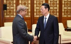 中国巴基斯坦有望成立高级委员会,监督中巴经济走廊项目建设