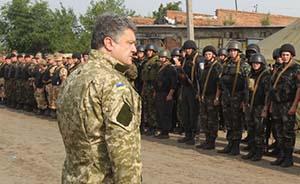 世界头条|乌克兰总理宣布单方面停火一周