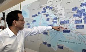 """李克强在希腊阐释中国""""海洋观"""":反对海洋霸权共建和谐之海"""