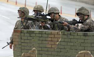 韩军发现射杀5战友逃兵并激烈交火,肇事士兵曾有心理障碍
