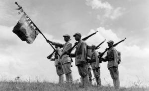 纪念抗战胜利70周年〡父辈的旗帜