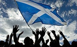 后现代的政治实验:英国如何处理苏格兰分离运动