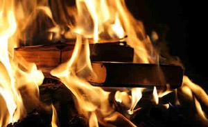 欧洲向右|纳粹罪恶史的沉默一页:焚烧犹太圣经