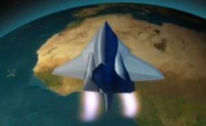 科技日报头版刊文:中国高超音速飞机尚面临多个技术门槛