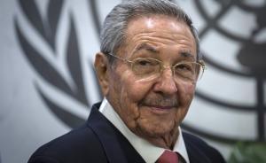 白宫证实奥巴马与古巴领导人在联合国会议间隙会谈