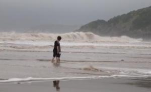 """台风""""杜鹃""""致舟山多条客运航线停航,11家A级景区关闭"""