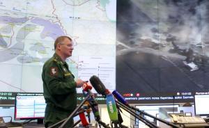 俄对叙利亚境内极端组织再次发动新一轮、至少30次空袭
