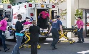 美国俄勒冈州校园枪案致逾30人死伤,枪手已被击毙