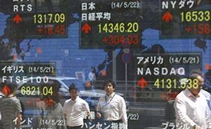 """""""安倍经济学""""催涨股市,日国会议员年收入大增"""