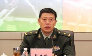"""云南省军区司令员杨光跃任云南省""""戎装常委"""""""