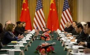 美国国会众议院少数党领袖佩洛西率团来华,访问西藏后抵京