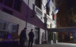 巴黎恐怖袭击后,美国在各主要城市加强安全戒备