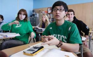 中国学生在美高校就读人数突破30万,成国际生最主要来源