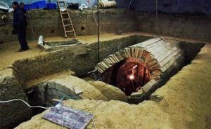 湖北襄阳现27座古砖室墓 ,并首次发现南朝医用银针