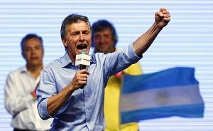 新任阿根廷总统:又一个从CCTV5到CCTV1的男人