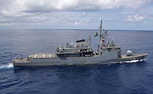 日本拟引进强袭登陆舰,将用新型无人机革新监视体制