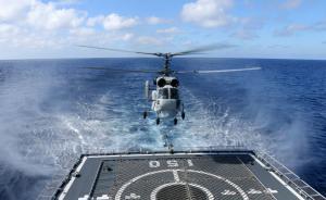 朱成虎专访① 美国拉盟友介入南海,恐迫使中国强化军事部署