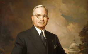 """1948年美国总统大选:""""下狗""""杜鲁门的逆袭"""