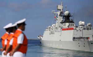 朱成虎专访②:吉布提是建中国海外补给基地,非纯军事性质