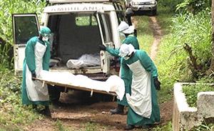 致命埃博拉病毒西非肆掠,暂未传播到其他地区