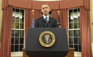奥巴马:加州枪案系恐怖主义行为,正阻止IS招募更多人员