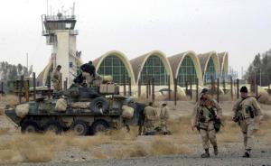 塔利班袭击阿富汗南部国际机场,致37人死亡35人受伤