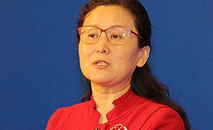 深交所未否认57岁女监事长杨勇平被双规