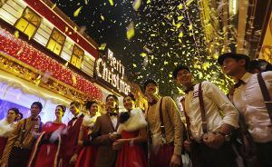 香港旅游业议会总干事:圣诞期间赴港内地旅行团下跌两至三成