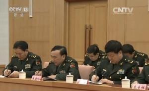 原南京军区政治部主任朱生岭少将已履新中央军委职能部门