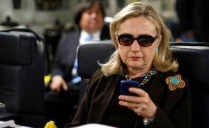 """美联邦调查局扩大对希拉里""""邮件门""""调查,包括是否涉及腐败"""